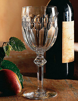 Waterford Crystal CURRAGHMORE Water Goblet(S) Glass  Wine - NICE!