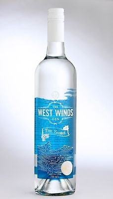 West Winds Gin The Sabre Australin Gin 700ml