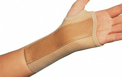 New Procare Elastic Wrist Brace W/ Metal Stay Carpal Tunnel Support All Sizes!!
