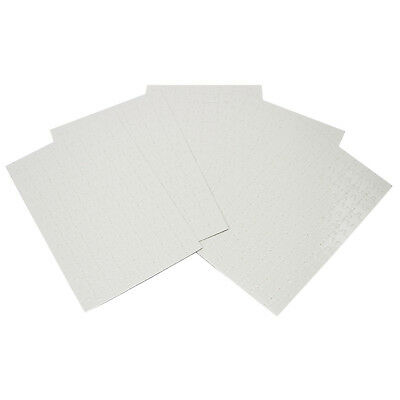 10 x Blank Sublimation Jigsaw Puzzle Personalised Heat Press Printing A4 120pcs