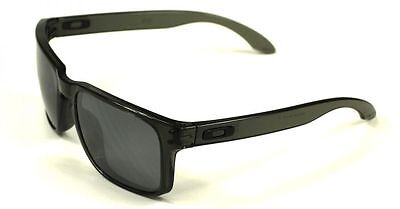 Oakley Holbrook Grey Smoke w/Black Iridium