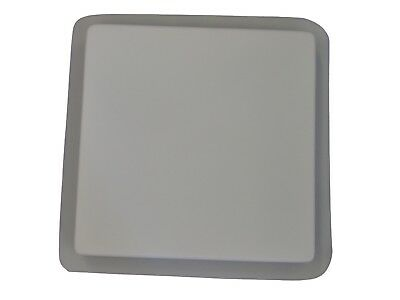 12in Smooth Plain Square Patio Brick Walkway Concrete Stepping Stone Mold  2036