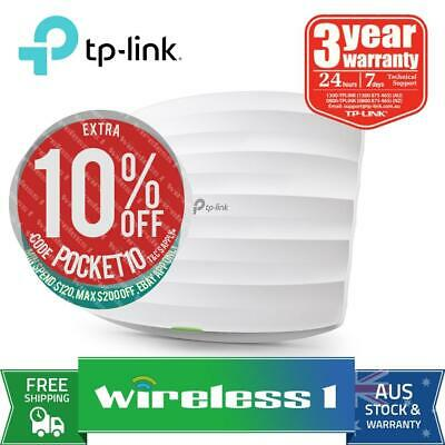 Brand New TP-LINK EAP225 AC1200 Wireless Dual Band Gigabit Ceiling Mount Access