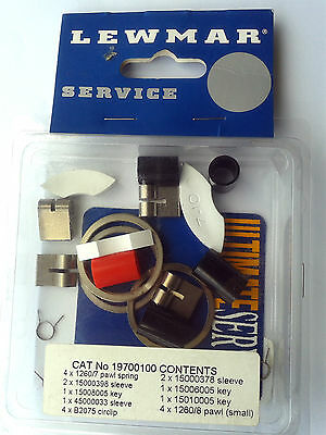 Kit Lewmar Winch Spares Kit 5-44 Manutenzione Ultimate Service 19700100