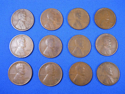 1909-2017 Lincoln Cent Penny 232 Coin Set Collection Wheat, Mem. Anniv., Shield