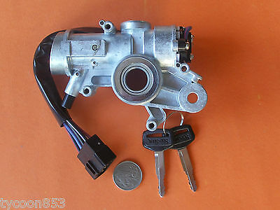 Ignition Barrel / Steering Lock & Switch Suit Toyota Hilux Ln Series '86 - '87
