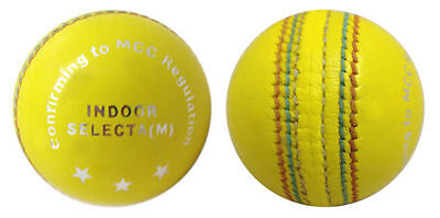 Brand New Leather Cricket Indoor Ball