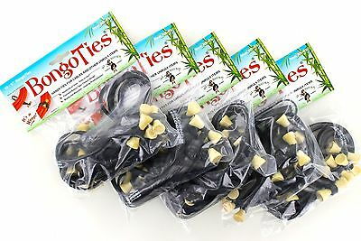 5 Pack of BongoTies® 50 Bongo Ties  A5-01