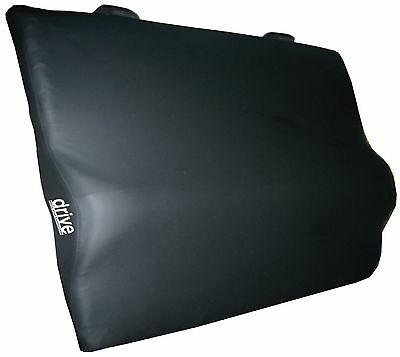 """Wheelchair Seat Back Cushion with Lumbar Support, 18"""" X 17"""""""