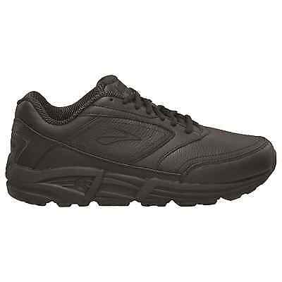 BARGAIN | Brooks Addiction Walker Mens | BLACK | 2E | FREE DELIVERY AUS WIDE!
