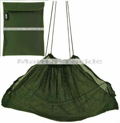 "NEW Ngt Carp Fishing WEIGHSLING + SCALES Weigh Net 36"" Weighing Sling 50lb 22kg"