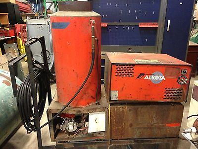 Alkota Natural Gas Pressure Washer Model 5181 4.8Gpm 1800Psi