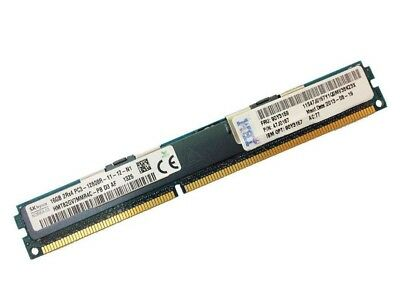IBM 16GB 2Rx4 47J0167 PC3-12800R REGISTERED REG ECC DDR3 SERVER MEMORY