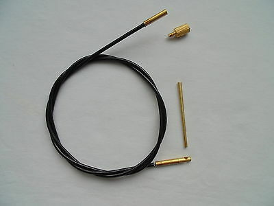 gun cleaning cable,  for rifles and shotguns