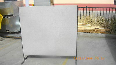 New Office Partition Freestanding Screen Acoustic Floor  Divider  150 X 150