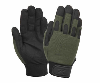 Rothco 4412 Olive Drab Lightweight All Purpose Military Duty Gloves