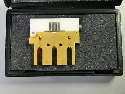 ICM MA-1777 pn A0121077 Packaged Inter-Continental Microwave Test Fixture Device