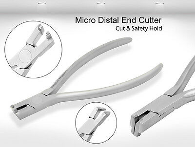 Long Handle German T.C Micro Distal End Cutter ( Cut and Safely Hold )