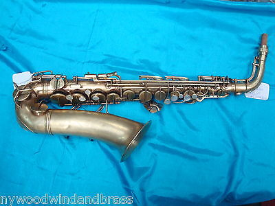 Vintage Conn 6M Lady Face-Naked Lady-Alto Sax-c.1952-Plays Great! Beautiful!