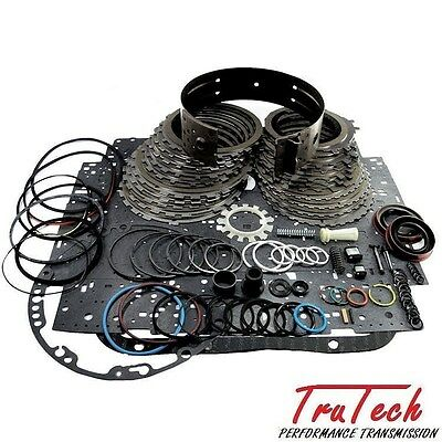 Trutech Alto overhaul rebuild kit with heavy duty alto band 1993-2003 4L60E