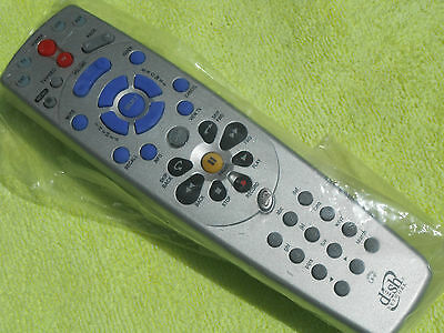 NEW Bell ExpressVU DISH NETWORK UHF PVR REMOTE CONTROL for 5100 5800 5900 6000