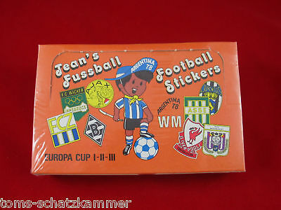 Figurina-Sticker SCUDETTO -New REAL MADRID JEAN/'S FUSSBALL WM Panini 78