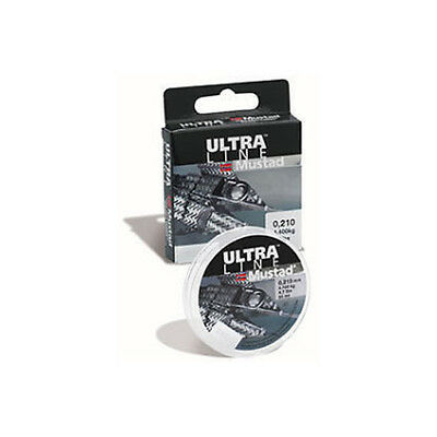 Mustad Thor Fluorocarbon Snood Line - All Sizes / Sea Fishing / Leeda