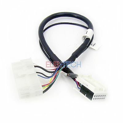 iSimple PXHGM4 Aux Audio Source Integration Harness for 1997-2004 Chevy Corvette
