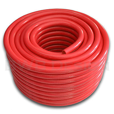 "12mm ( 1/2"" ) Fresh water food grade non toxic hose pipe RED – Caravan Motorhome"