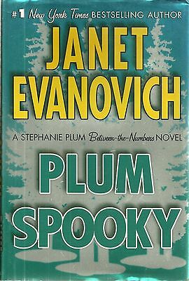 Plum Spooky 4 by Janet Evanovich (2009, Hardcover)