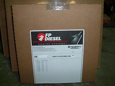 Detroit Diesel 871 Head Gasket Detroit Diesel 1671 Head Gasket Kit 5196381