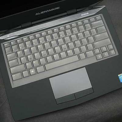 Original CooSkin Keyboard Protector Skin Cover For New Dell Alienware 14 (2013)