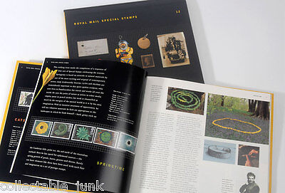 Royal Mail GB Special Stamps Album Yearbook 1989-2007 - Story Behind The Stamps
