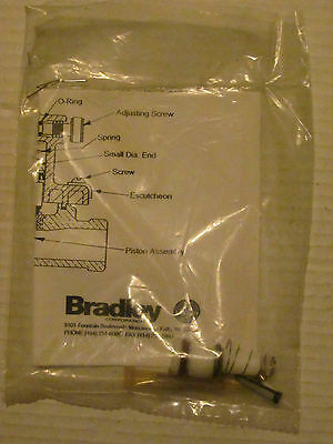 New Bradley S65-063 Handi Tap Faucet Sink Valve Repair Kit S65063 Genuine OEM