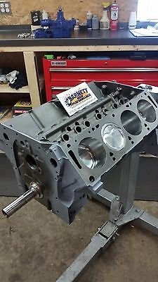 - FORD FE 390 based stroker short block 444cid forged 427 428 360 352  Galaxie