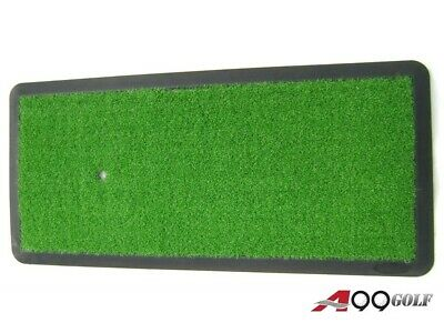 Ultra Thick Turf A99 Golf practice mat 13.25in x 24.625in