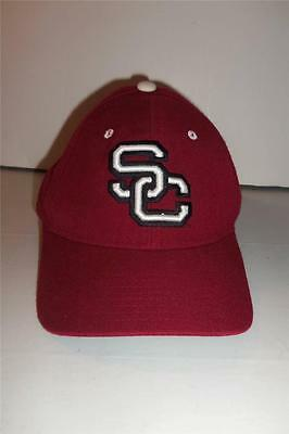 Zephyr South Carolina Gamecocks Hat Cap Size 6 7/8 Cocks Free Ship -1113T17