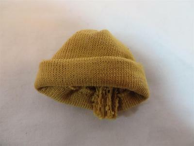 Vintage Barbie Ken Doll #791 Fun on Ice - Yellow Knit Hat