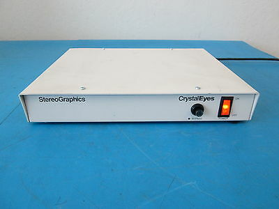 StereoGraphics CrystalEyes GDC-3 Display Controller