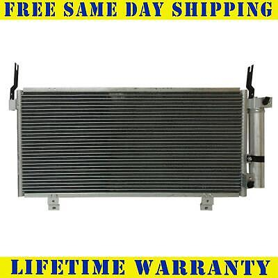 3457 Ac A/c Condenser For Mitsubishi Fits Eclipse 2.4 3.8 L4 4Cyl V6 6Cyl
