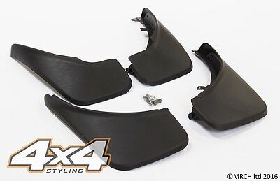 For Land Rover Range Rover Vogue L322 Mud Flaps Mud Guards set of 4
