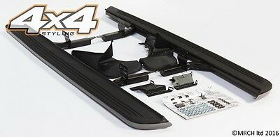OUT OF STOCK Land Rover Range Rover Vogue L322 Side Steps Running Boards Set