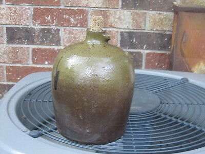 Early Gillsville or Maysville, Georgia (Ga) 1/2 Gallon Whiskey Jug by Addington