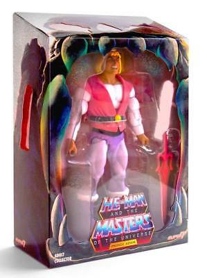 2018 SDCC Exclusive Laughing Prince Adam Club Grayskull MOTU Super 7 He Man NEU