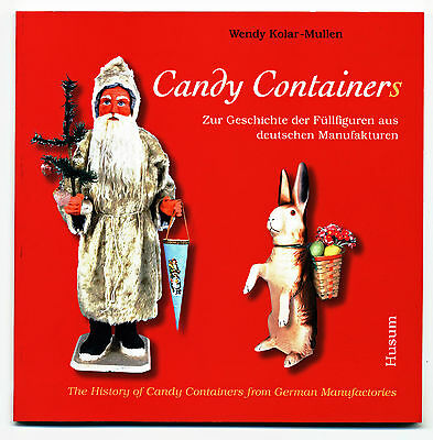 Candy Containers History Marolin Schaller with a lot of beautiful illustrations