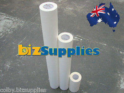 RTAPE CONFORM PAPER APPLICATION TAPE WITH RLA for Sign Sticker Vinyl  600x92m