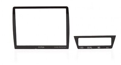 LCD Screen glass Protector for NIKON D3/D3X uk seller