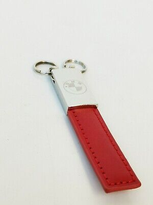 BMW Logo Stainless Keyring Key Ring Key Chain Series 3 5 6 7 M3 5 7 X1 X3 X5 X6