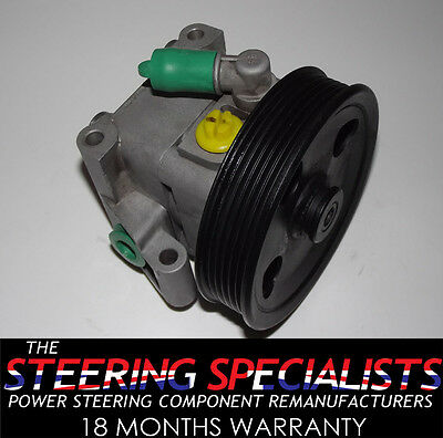 Ford Focus Mk1 1.6 98 2005 Genuine Reconditioned Power Steering Pump