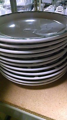 """restaurant dishware buffalo china bowl 8"""" LOT OF 5 excellent used condition"""